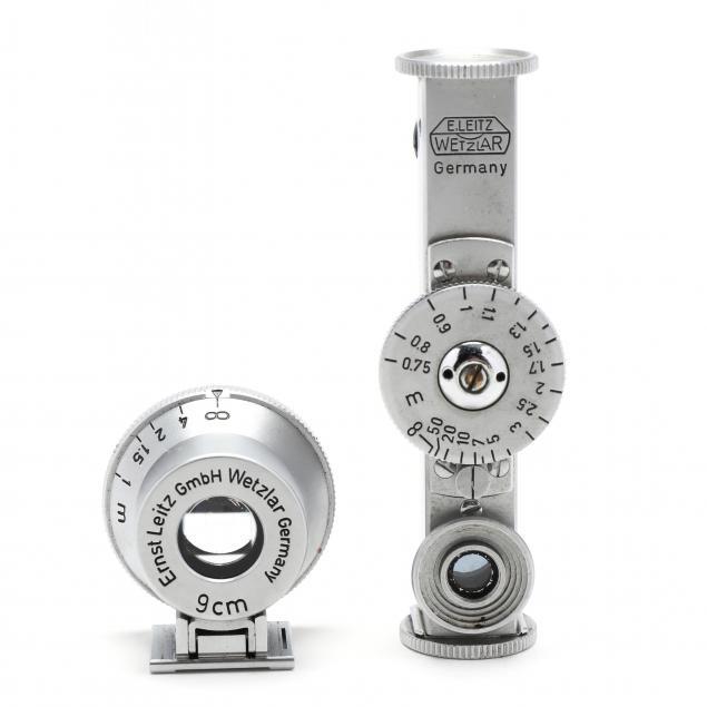 leica-chrome-fokos-rangefinder-and-9cm-viewfinder