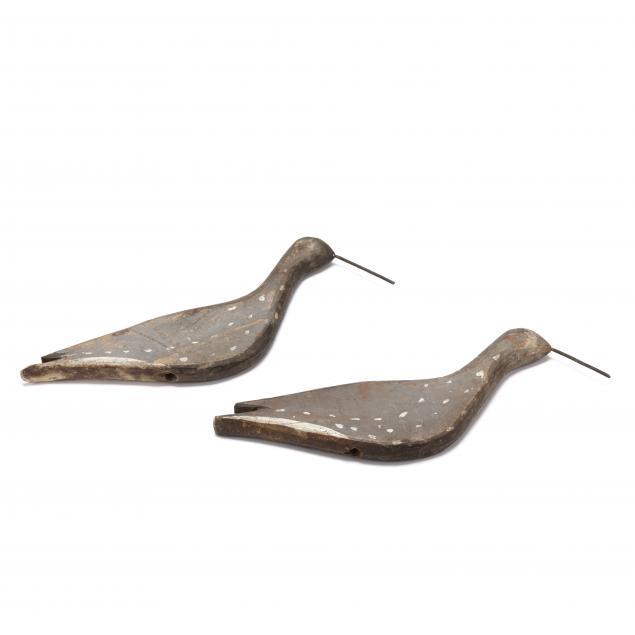 pair-of-yellowlegs-shorebirds-willis-wharf-va