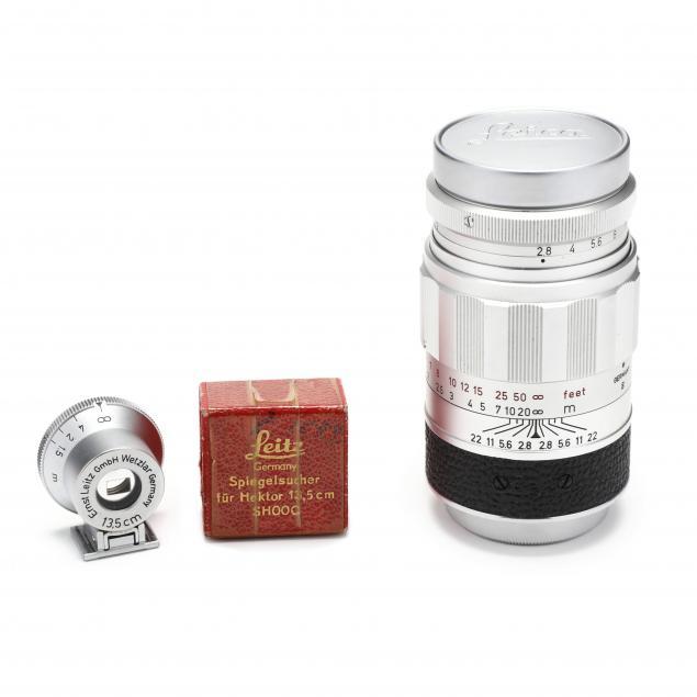 leica-leitz-wetzlar-elmarit-f-2-8-90mm-lens-with-13-5-cm-viewfinder