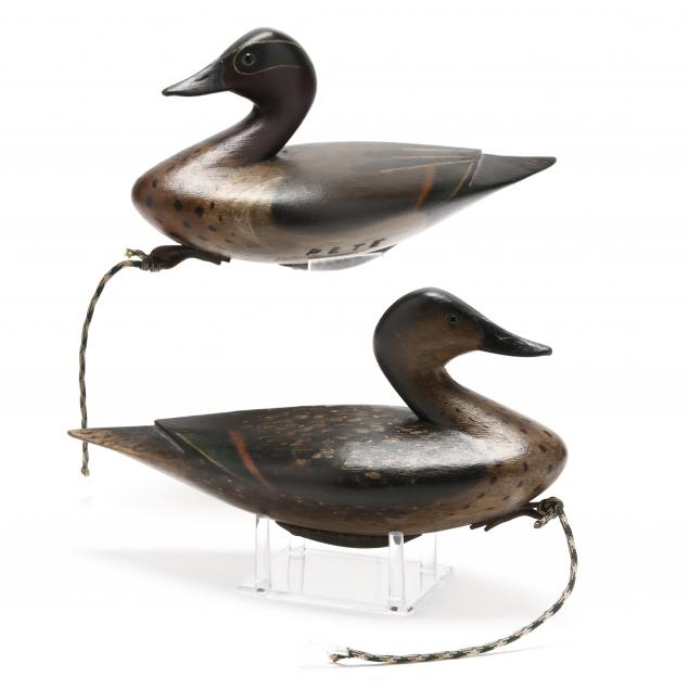 pete-peterson-pair-of-green-winged-teal
