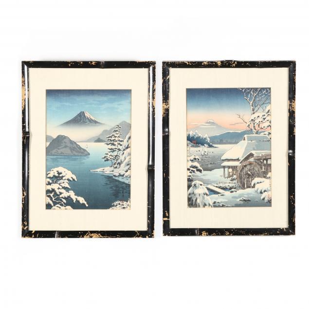tsuchiya-koitsu-japanese-1870-1949-a-pair-of-woodblock-prints
