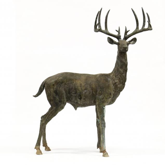 cast-bronze-life-size-stag