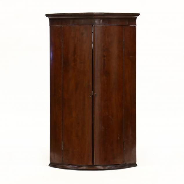 antique-english-mahogany-bow-front-hanging-corner-cupboard