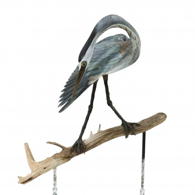 patrick-o-rear-nc-carved-and-painted-heron-sculpture