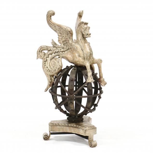 maitland-smith-armillary-sphere