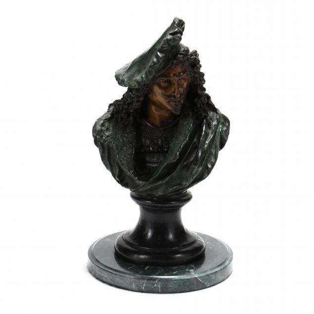 after-albert-ernest-carrier-belleuse-french-1824-1887-bronze-portrait-bust-of-rembrandt-van-rijn
