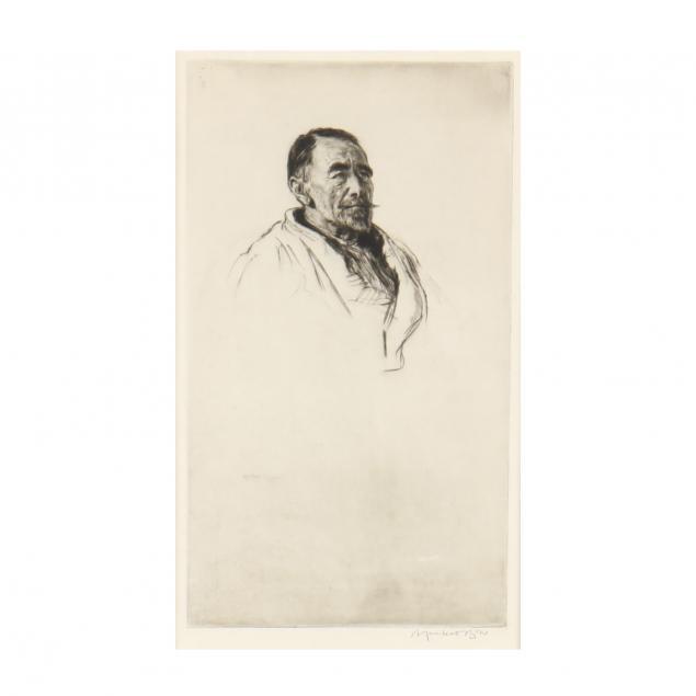 sir-muirhead-bone-british-1876-1953-i-joseph-conrad-i