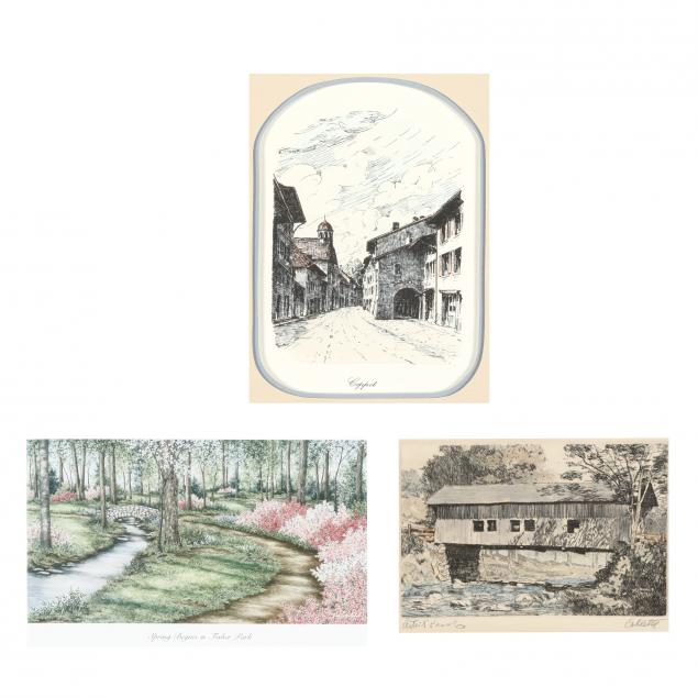 three-landscape-prints