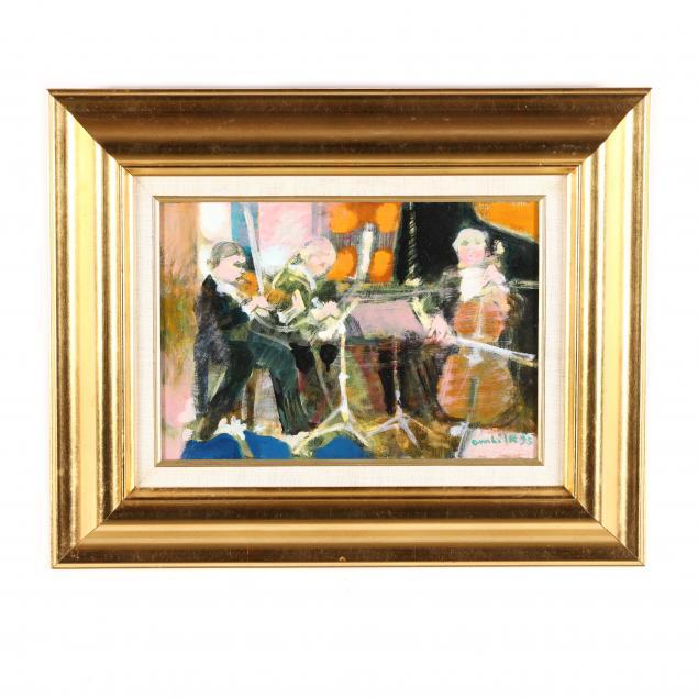 paul-ambille-french-1930-2010-i-le-petit-trio-i