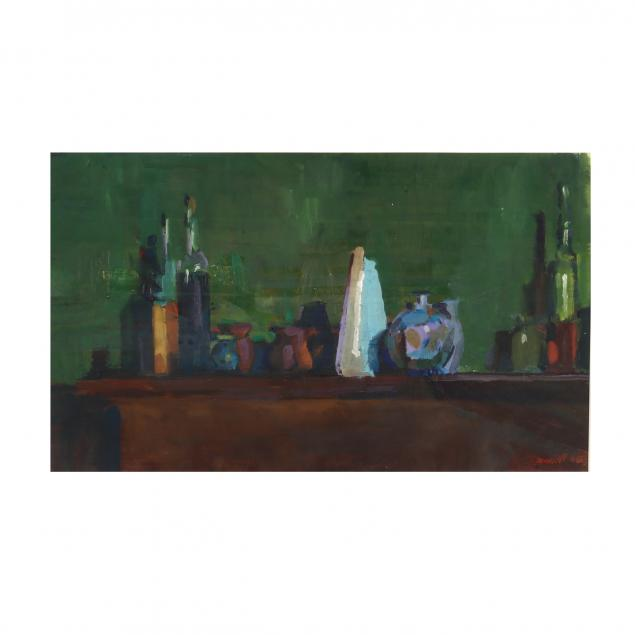richard-fennell-nc-i-still-life-with-bottles-ii-i