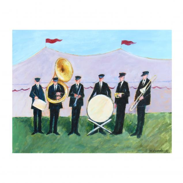 warren-dennis-nc-born-1927-i-circus-band-i