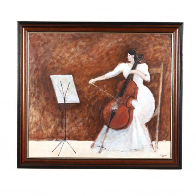 warren-dennis-nc-born-1927-cellist