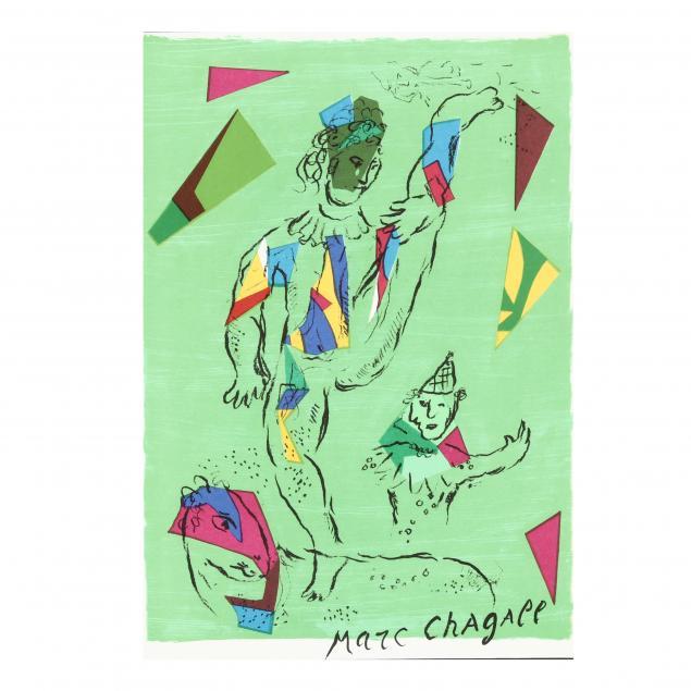 marc-chagall-french-russian-1887-1985-i-l-acrobat-vert-the-green-acrobat-i