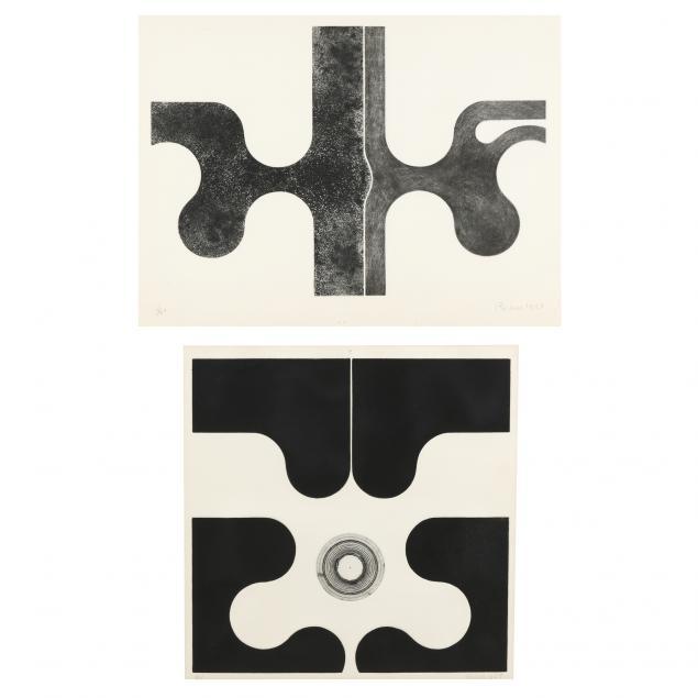 two-large-modernist-aquatints-signed-parker