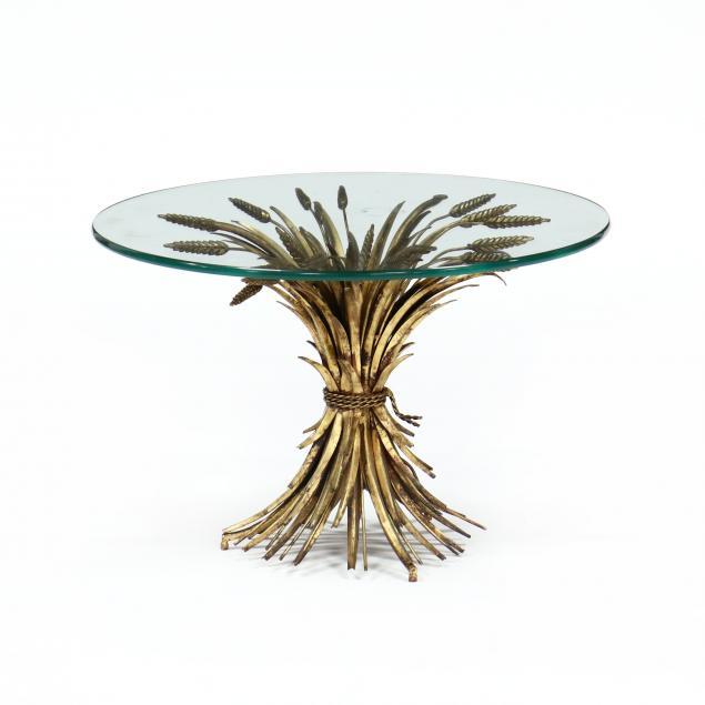vintage-italian-gilt-sheaf-of-wheat-side-table