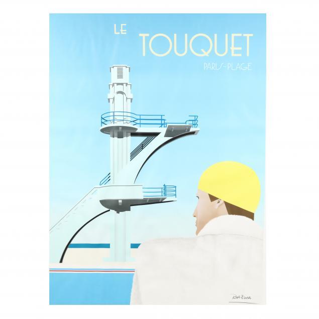 gerard-razzia-courbouleix-french-born-1950-i-le-touquet-paris-plage-i