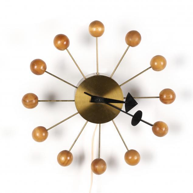 george-nelson-american-1908-1986-mid-century-wall-clock