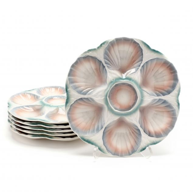 a-set-of-six-sarreguemines-majolica-clam-plates