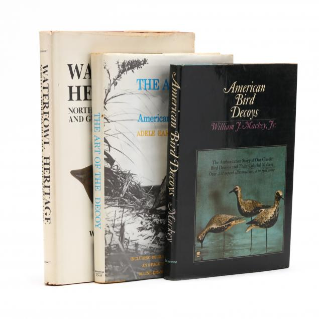three-essential-decoy-books