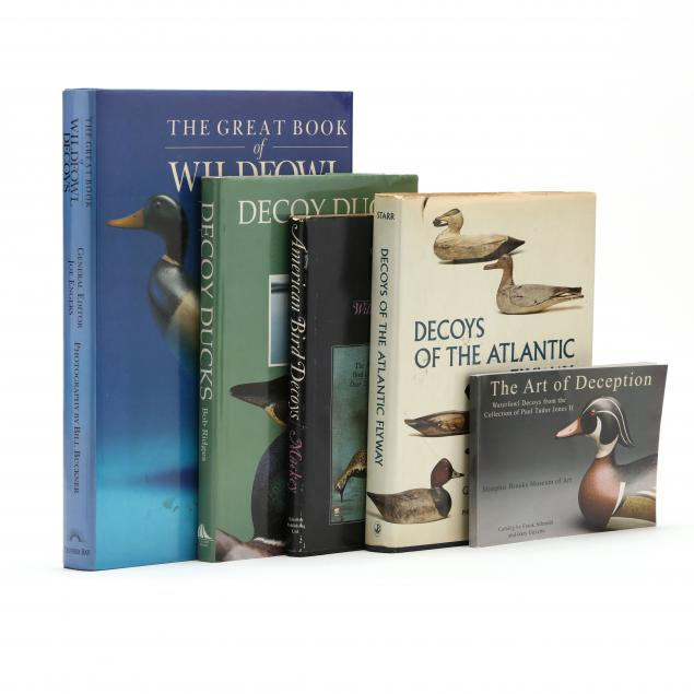 five-essential-decoy-books