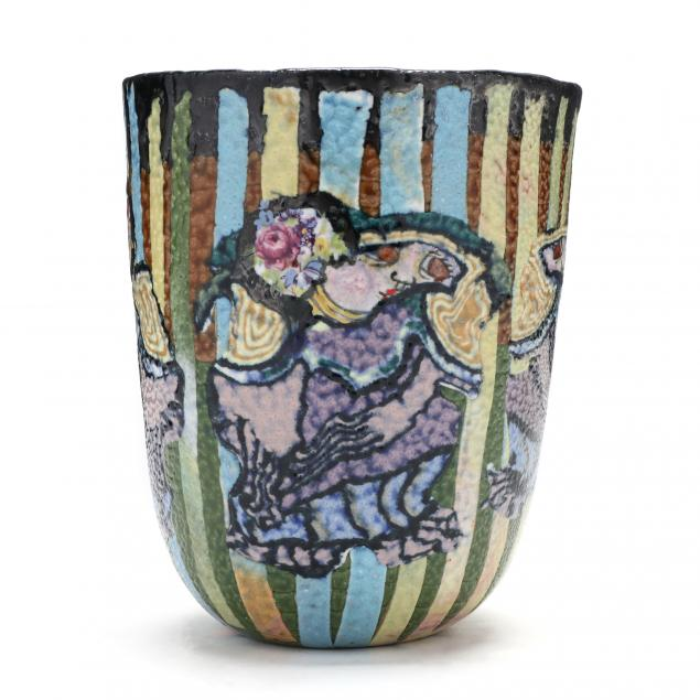jane-peiser-nc-born-1933-art-pottery-vase