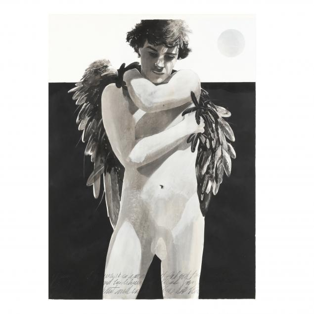 s-tucker-cooke-nc-born-1941-winged-male-nude