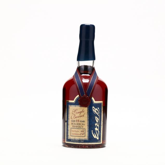 ezra-b-single-barrel-bourbon-whiskey