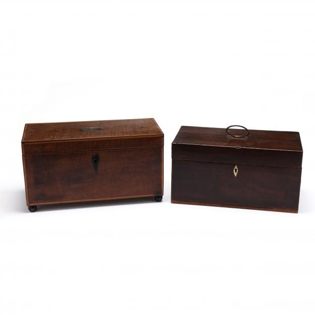 antique-english-tea-caddy-and-document-box