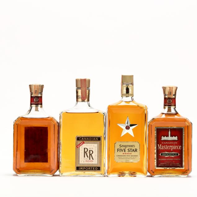 stellar-canadian-whisky-selection