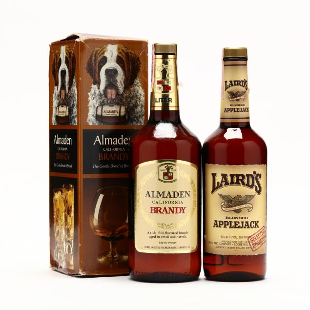 american-brandy-selection
