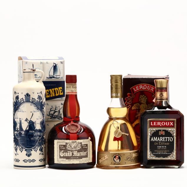 a-unique-selection-of-liqueurs