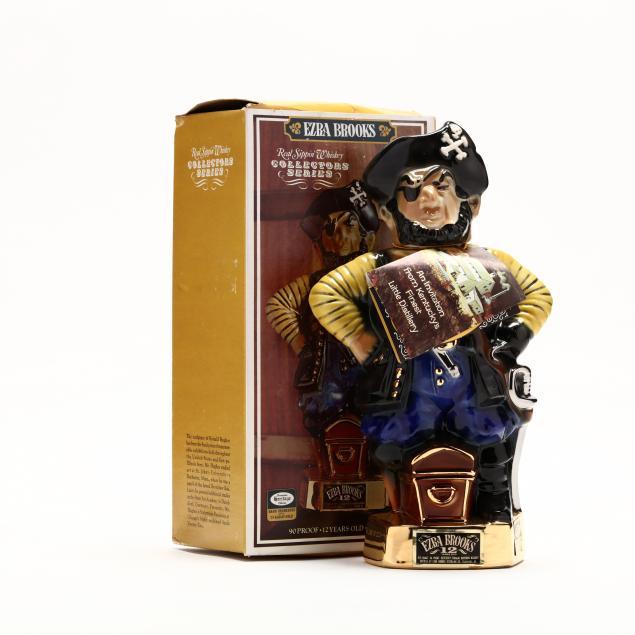 ezra-brooks-whiskey-in-pirate-decanter