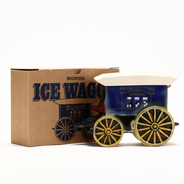 michter-s-whiskey-in-ice-wagon-decanter