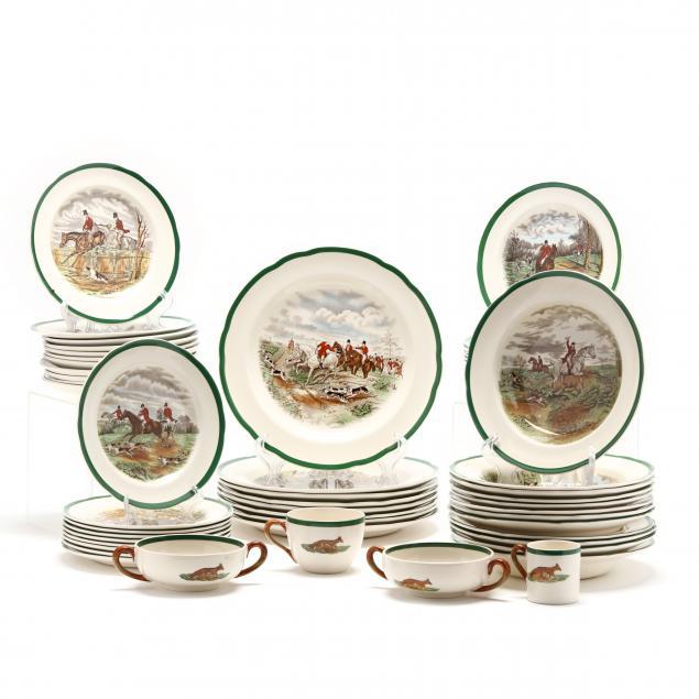 a-large-157-piece-set-of-spode-i-the-hunt-i-tableware