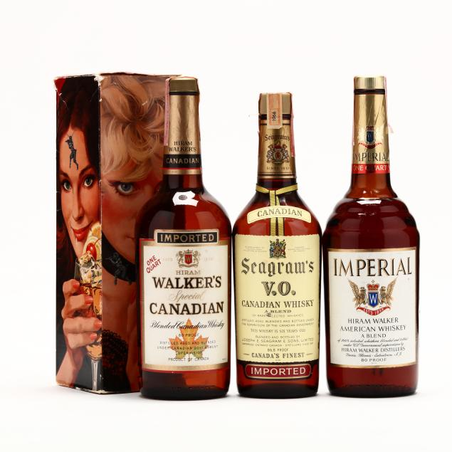 canadian-whisky-selection
