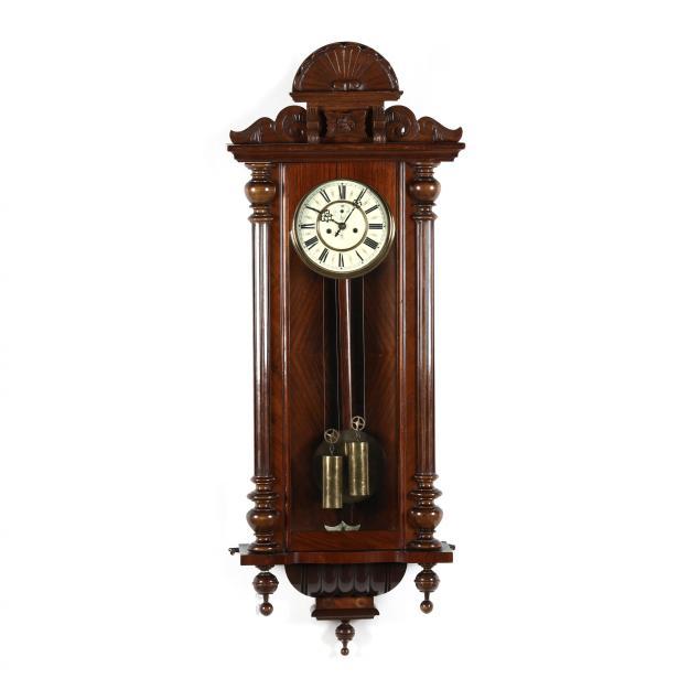 gustav-becker-regulator-wall-clock