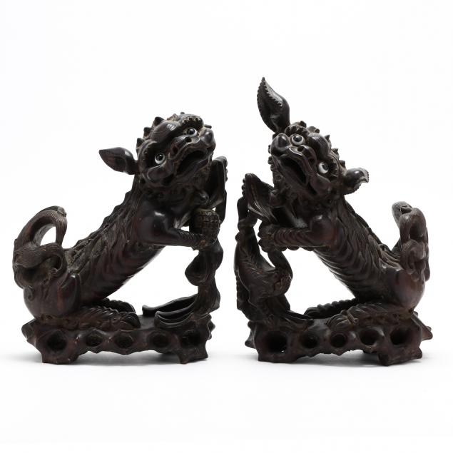a-pair-of-chinese-carved-foo-lions