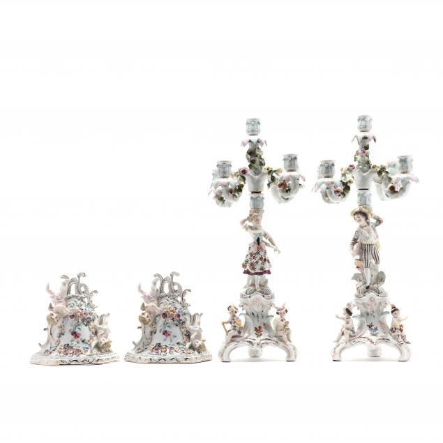 two-pairs-of-dresden-porcelain-wall-brackets-and-candelabra