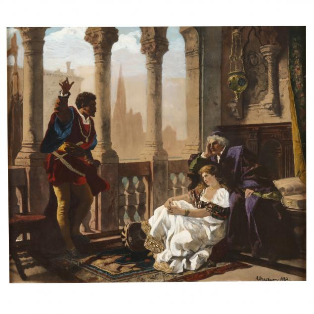 after-karl-ludwig-friedrich-becker-german-1820-1900-i-othello-relating-his-adventures-to-desdemona-i