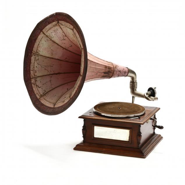possibly-customized-hmv-gramaphone