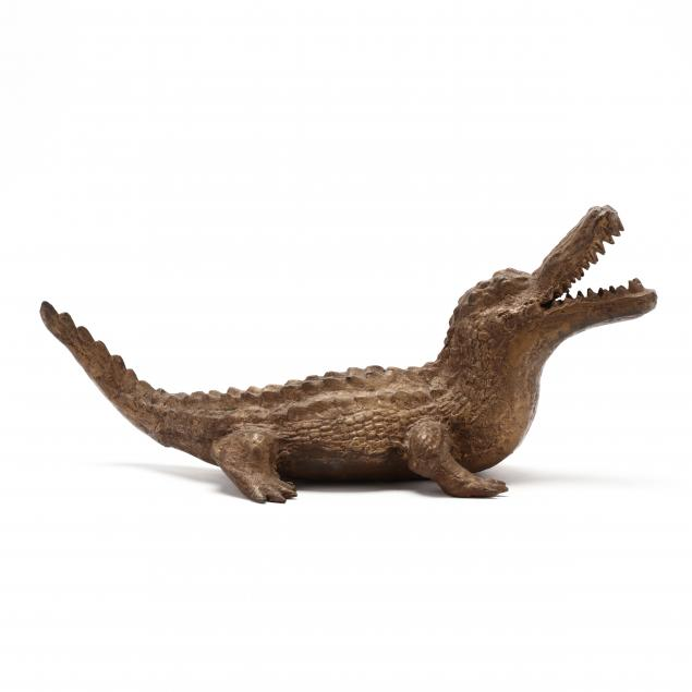 vintage-alligator-doorstop