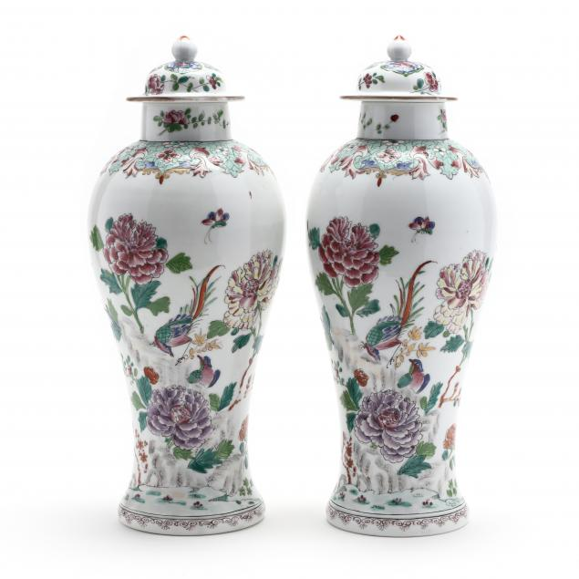 a-near-pair-of-chinese-porcelain-mantel-vases-with-covers