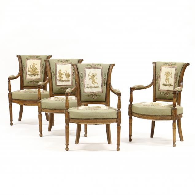 set-of-four-directoire-carved-fruit-wood-fauteuil