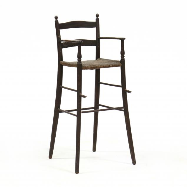 antique-shaker-high-chair