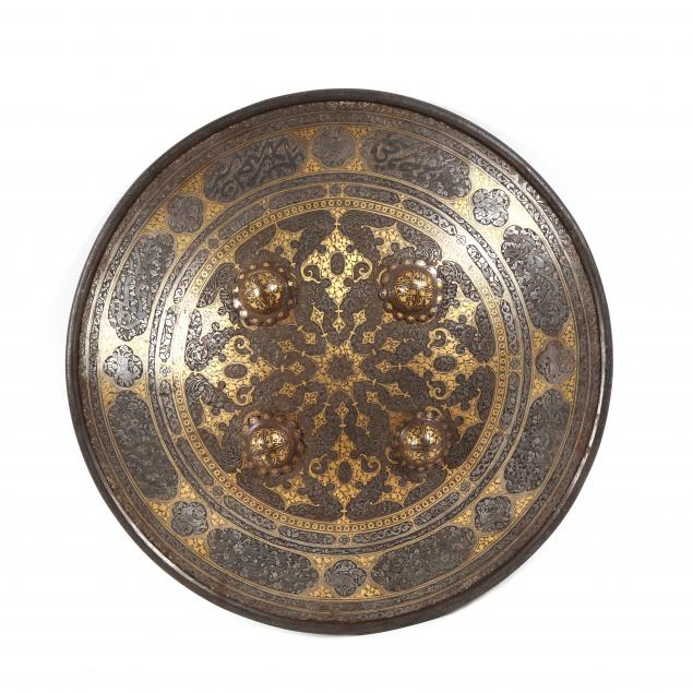 indo-persian-shield