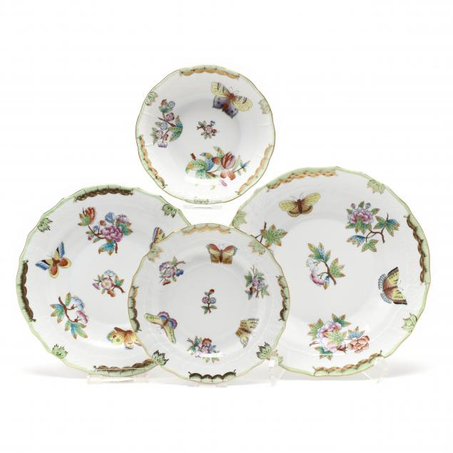 herend-i-queen-victoria-i-porcelain-dinnerware