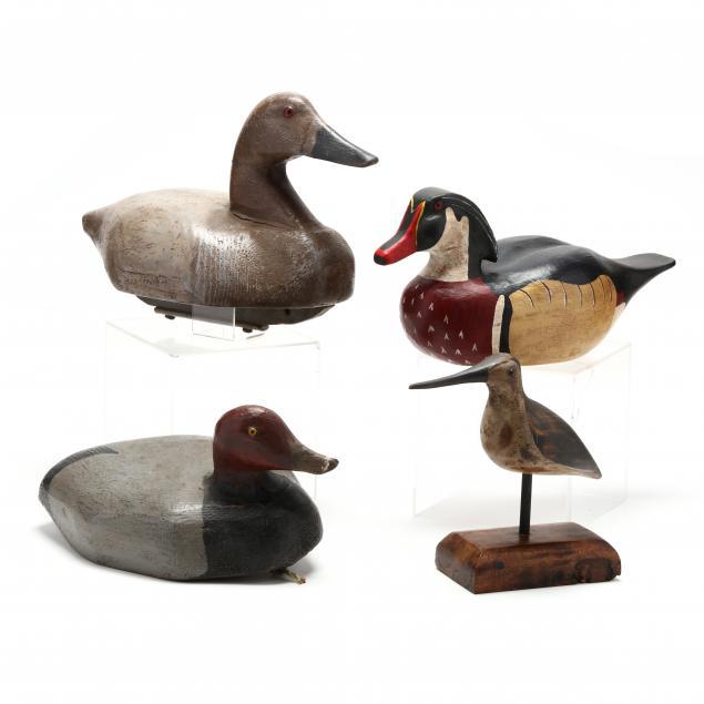 four-bird-decoys