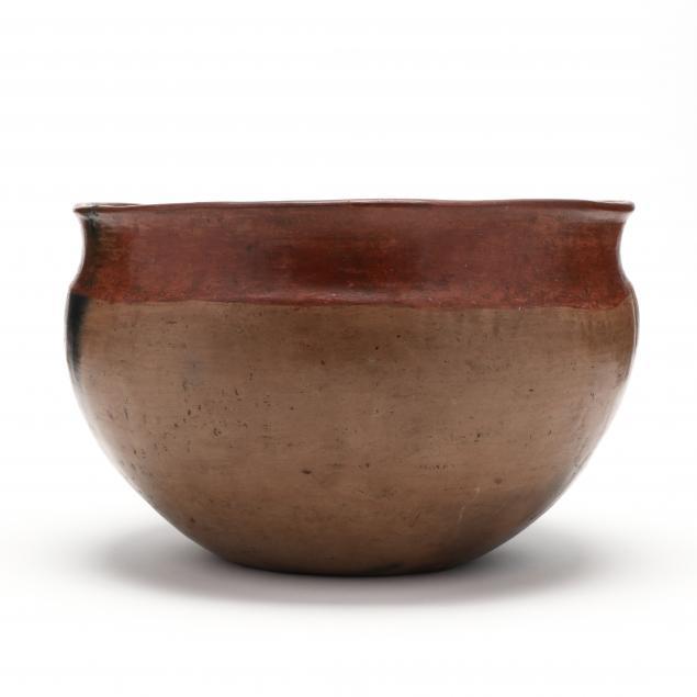 vintage-san-juan-native-american-pottery-bowl