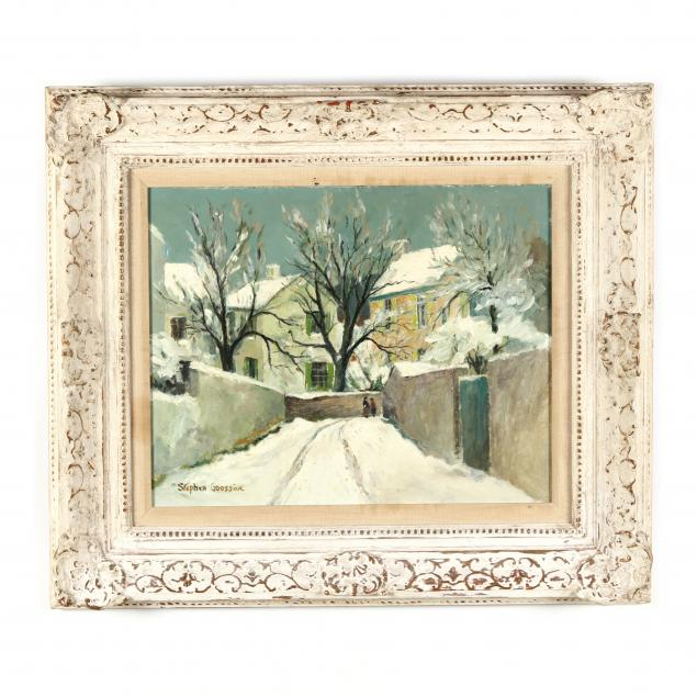 stephen-goosson-american-1889-1973-village-in-the-snow