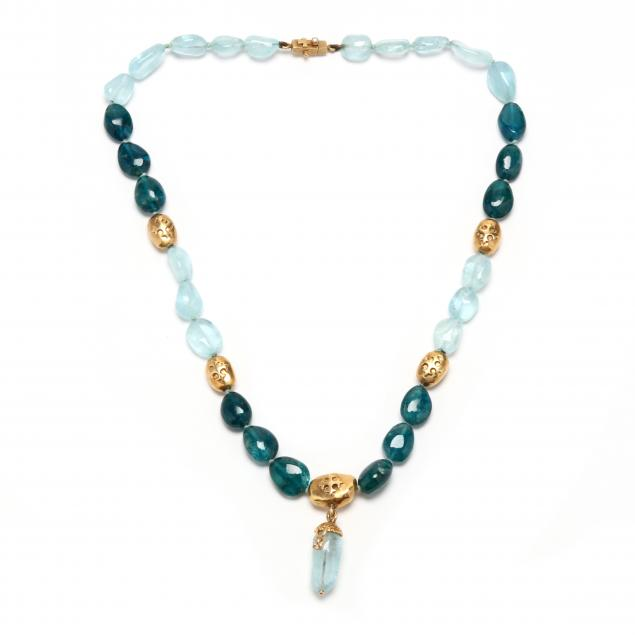 18kt-gold-and-gemstone-bead-necklace-loree-rodkin